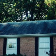Getting Rid of Stains on Roof shingles